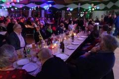 Silvesterfeier 2019 im DGH Riesel