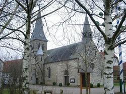 Kirche St. Georg Riesel